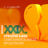 The XXIXth Annual Congress of the Czech Society of Cardiology will be held VIRTUALLY